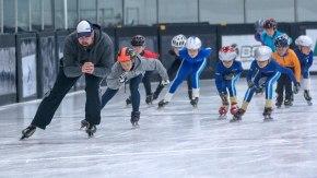 Short Track Ice
